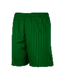Afbeelding Precision Training Striped Continental Voetbalshort Heren